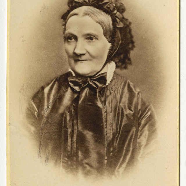 Fotografia starej ženy