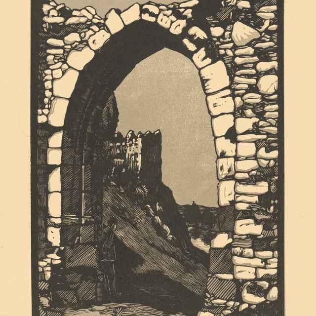 Ruiny hradu Devín - Dobrovolský, Jaroslav