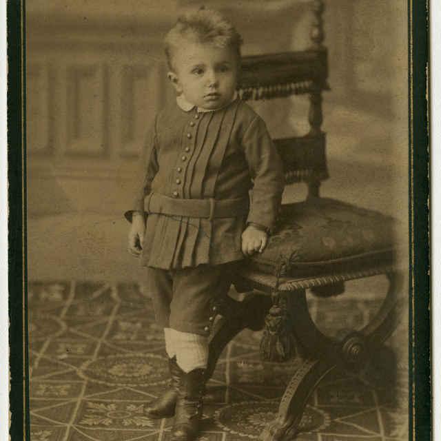 Fotografia chlapca