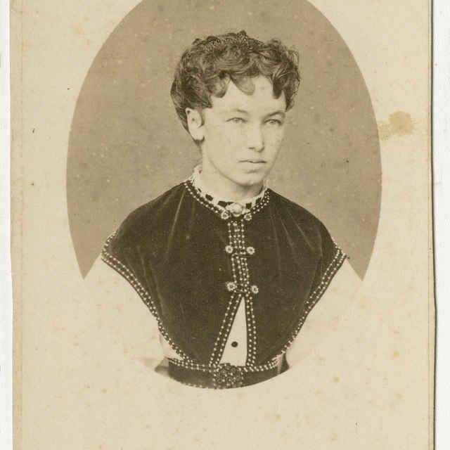 Fotografia mladej ženy