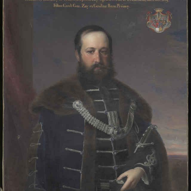 František Zay - Lafitte ernest