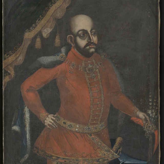 Andrej Zay de Csömör - neznámy (osobné meno)