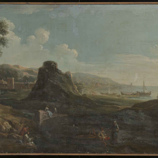 Prímorská krajina II - Aigen, Carl Josef