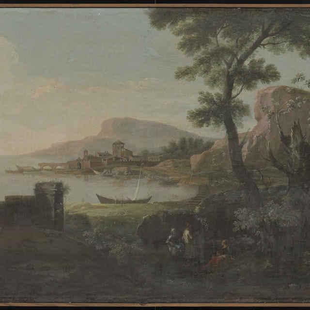 Prímorská krajina I - Aigen, Karl Josef