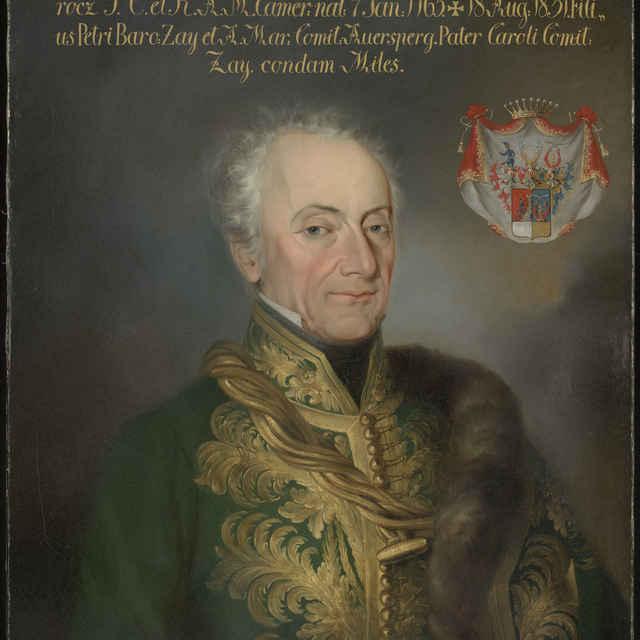 Imrich Richard Zay - Stetter, C.