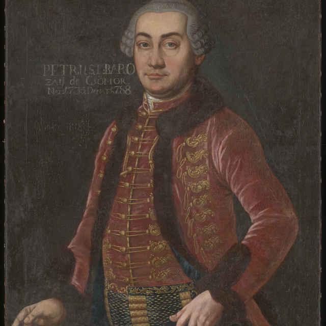 Peter Zay de Csömör - neznámy (osobné meno)