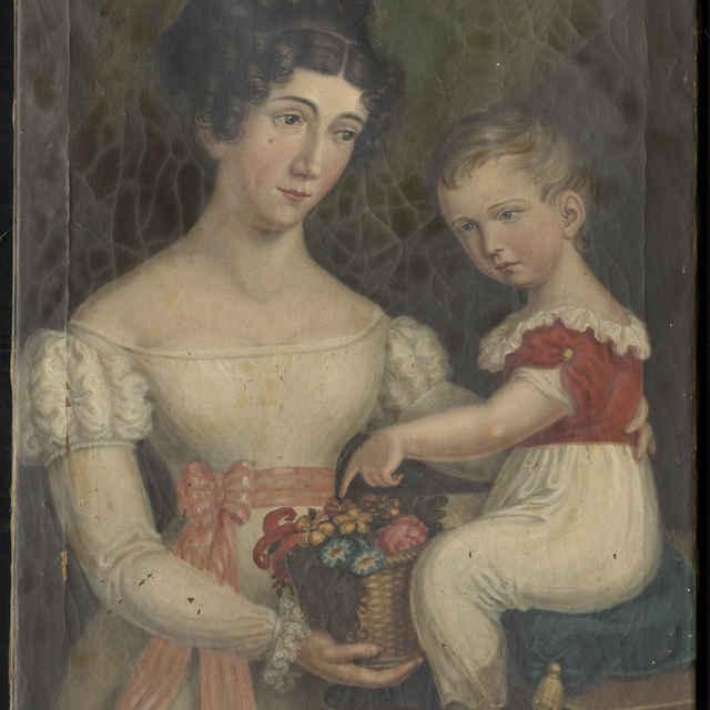 Sofia von Mara a Ľudovít Zay - Ostner Therese vob