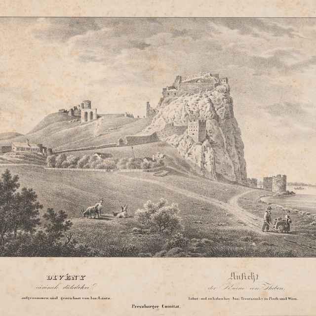 Devín - Lántz, Jozef Anton