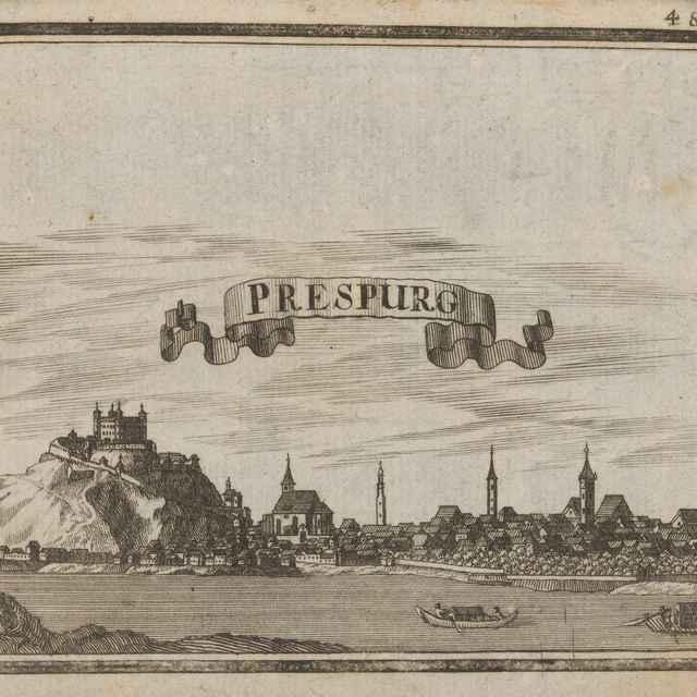 Bratislava - Stredoeurópsky maliar z prelomu 17. - 18. storočia
