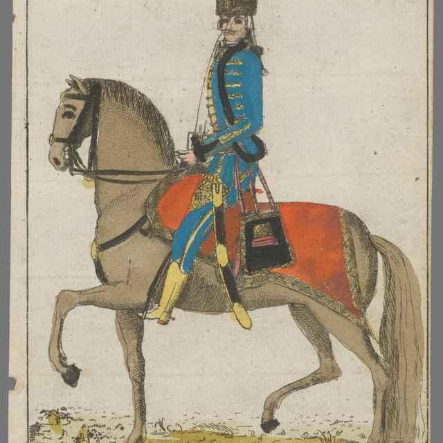 Delegát za Peštiansku župu na korunovácii Leopolda II. - Berken, János