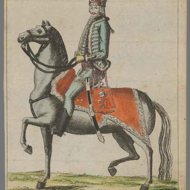 Delegát za Bratislavskú župu na korunovácii Leopolda II. - Berken, János