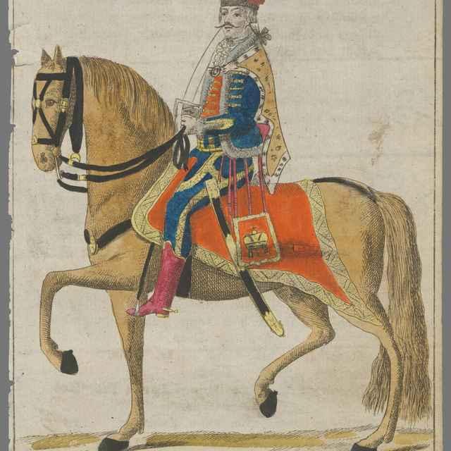 Delegát Szatmárskej župy na korunovácii Leopolda II. - Berken, János