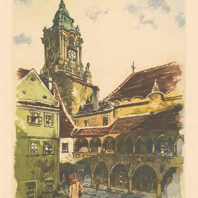 Bratislava - Radničné námestie - Röhling, Carl
