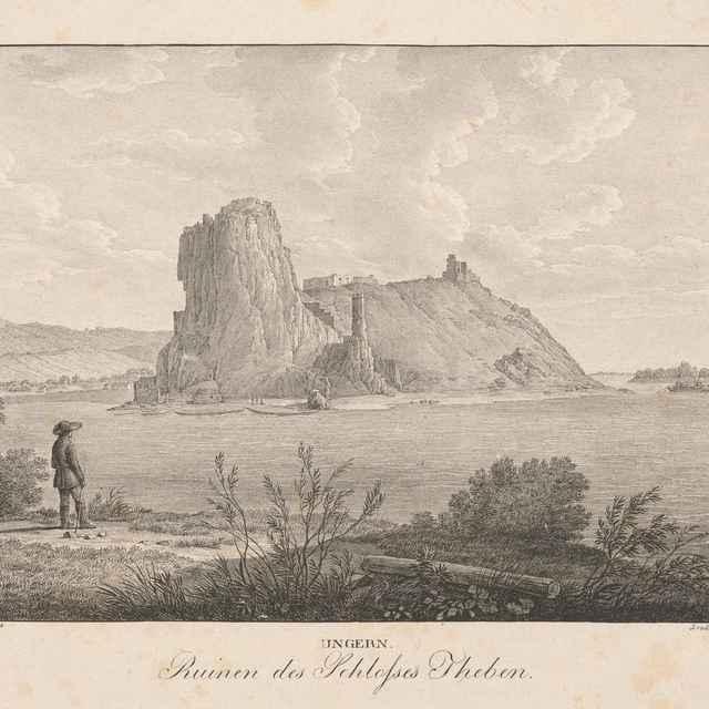 Zrúcaniny hradu Devín - Alt, Jakob