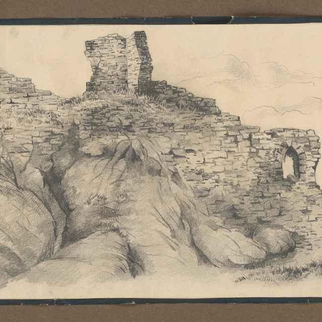 Zrúcanina hradu Devín - Bošácky, Gejza