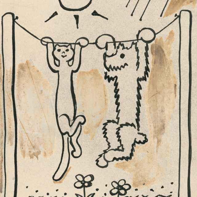 41. Povídání o pejskovi a kočičce - Čapek, Josef