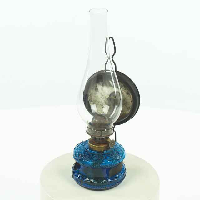 Lampa petrolejová,závesná