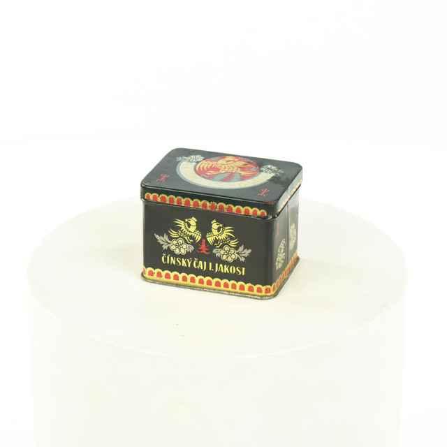 Krabička - čínský čaj - neznámy (osobné meno)