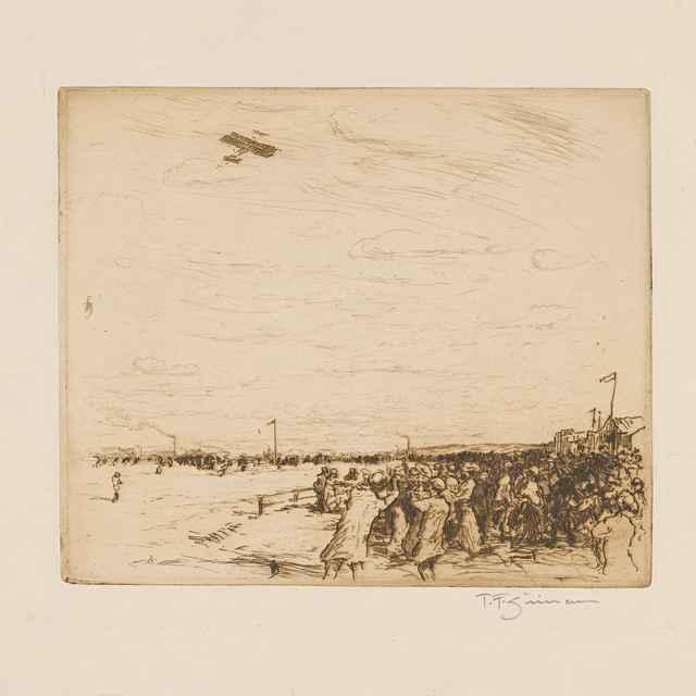 Lietadlo. Prvý let aeroplánu v Paríži - Šimon, František Tavík