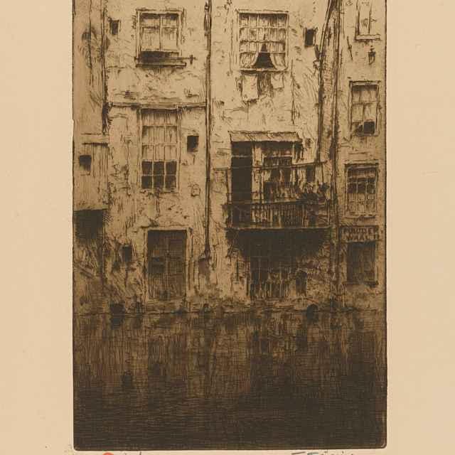 Domy v Amsterdame - Šimon, František Tavík