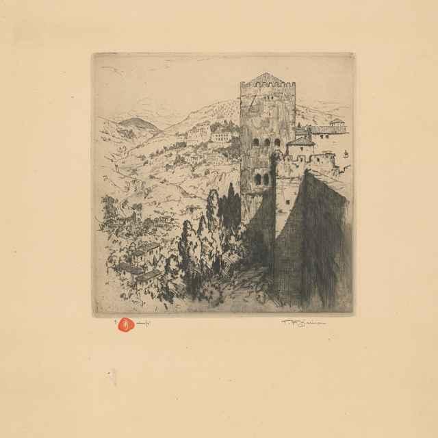 Toledo - Šimon, František Tavík