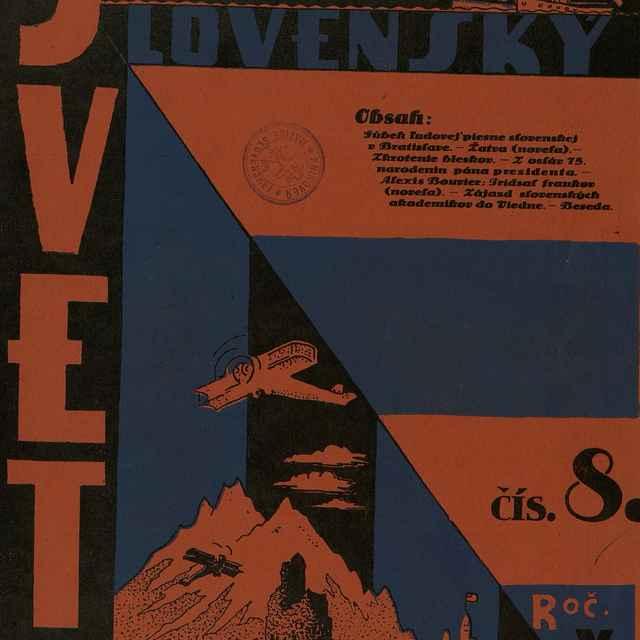 Slovenský svet - Text