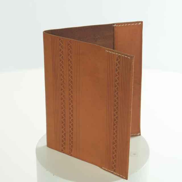 Obal kožený na knihu