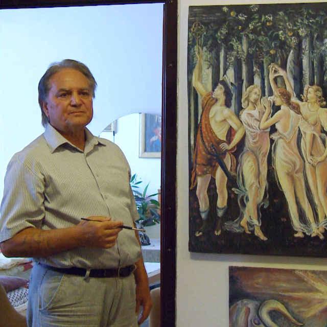 Michal Bársony - Primavera - Čonka, Roman