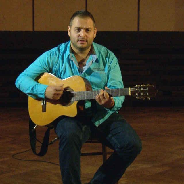 Tomáš Botló - Besame mucho - Paľová, Jana