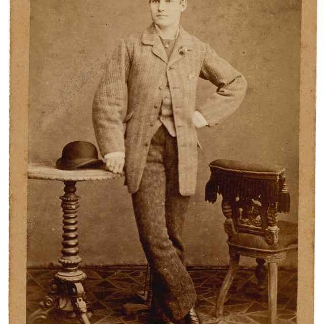 Portrét muža - Wietz, Viliam