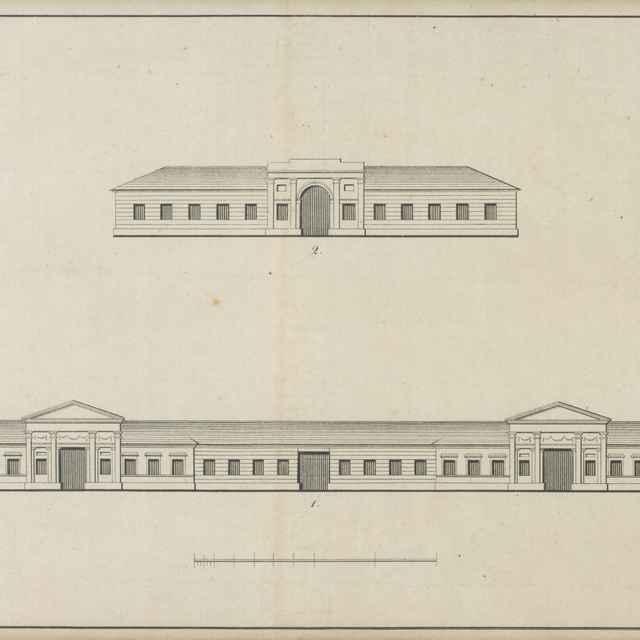 grafika - plán na prestavbu Trenčianskych Teplíc