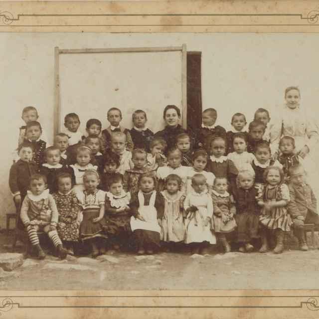 fotografia, skupina detí