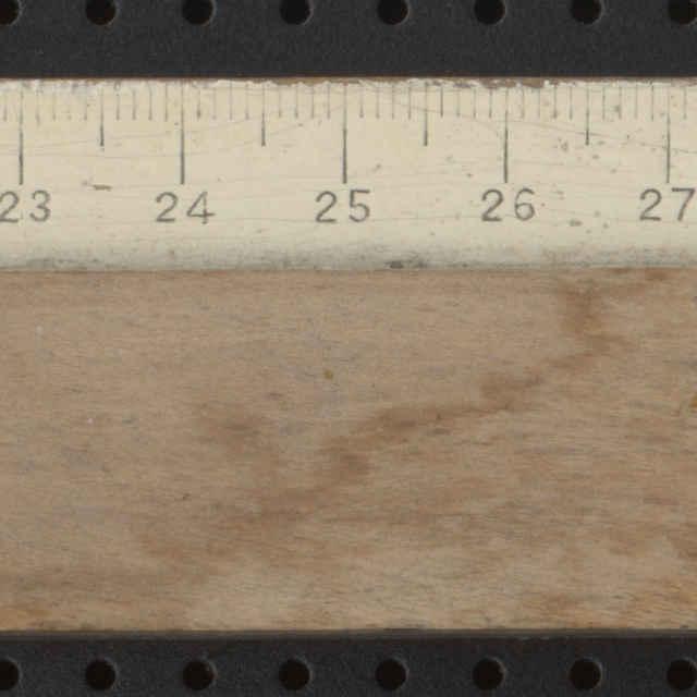 Pravítko drevené 50 cm