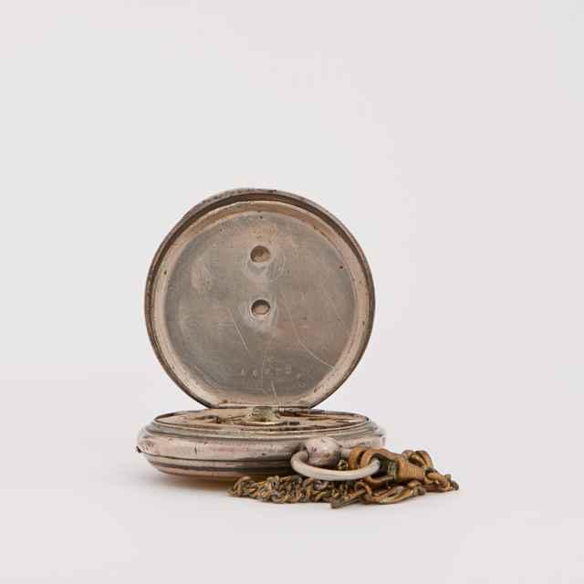 Hodinky vreckové 15 RUBIS
