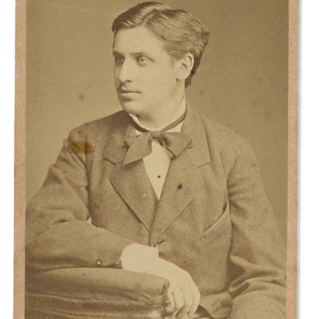Portrét muža - Divald, Karol