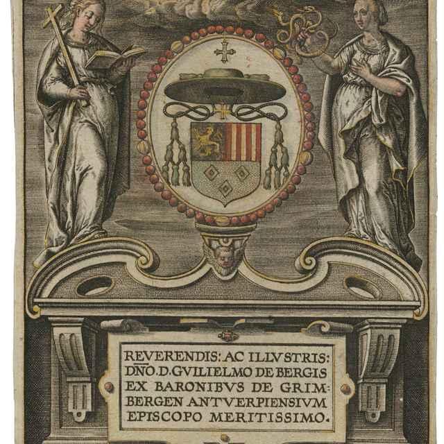 Apoteóza Márie - Wierix II, Anton