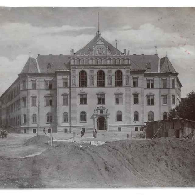 Stavba Sedrie v Levoči - Divald, Ľudovít