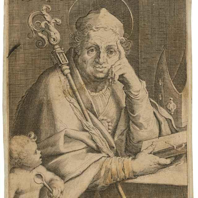 Svätý Augustín - Candid, Peter