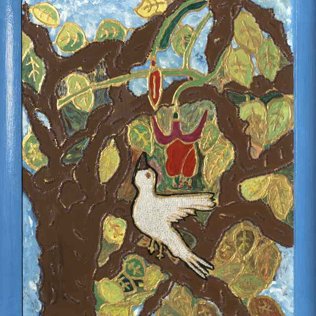 Biely vtáčik