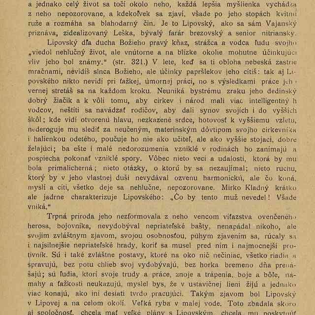 Evanjelickí kňazia vo Vajanského románoch