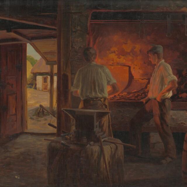 CECHY A REMESLÁ NA SLOVENSKU
