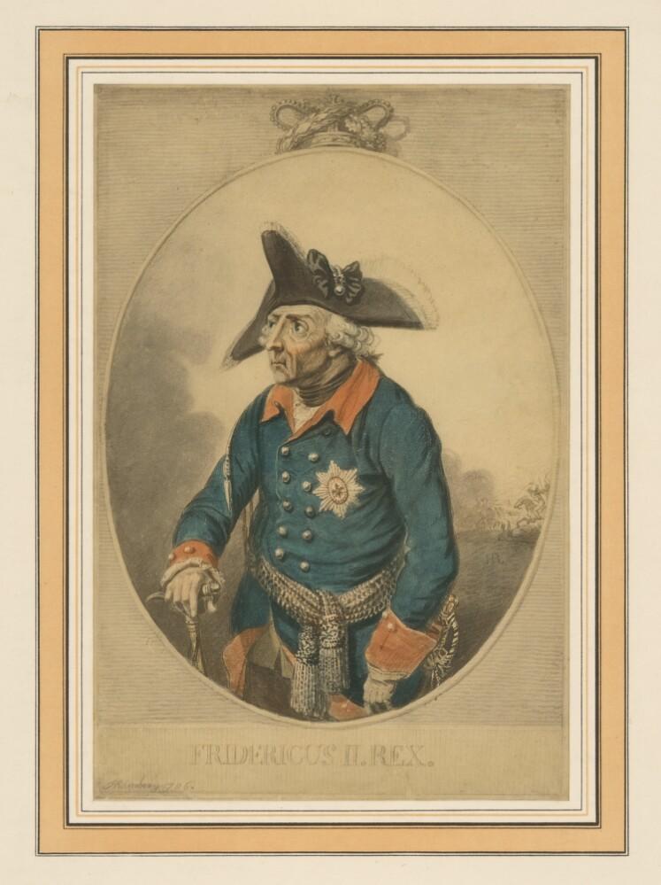 Kráľ Fridrich II.