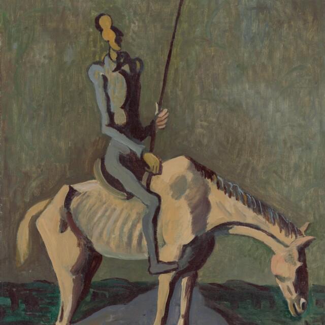 Symbolika Dona Quijota v umení