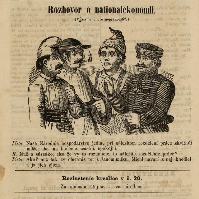 Humor a satira v slovenskej tlači