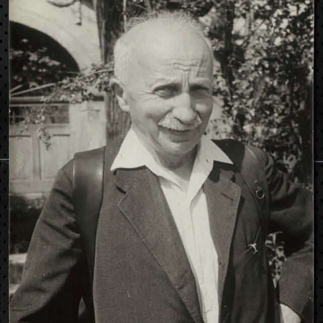 Alfréd Grosz - Gymnaziálny profesor a znalec Tatier