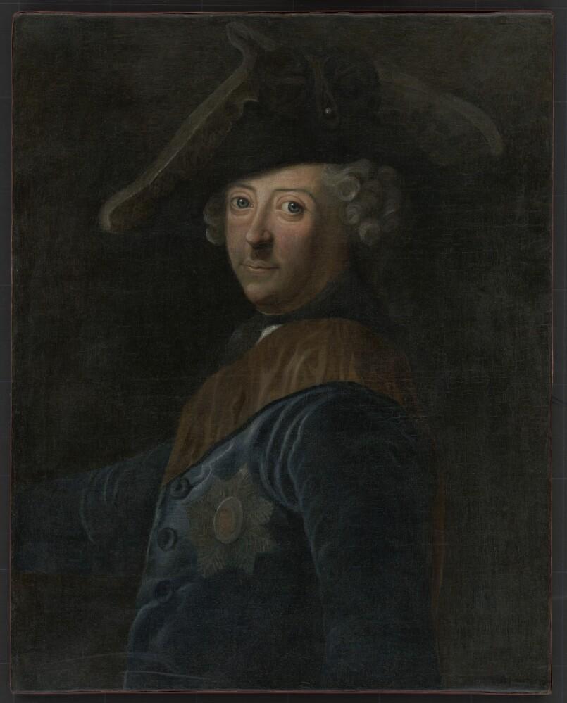 Friedrich II. Pruský