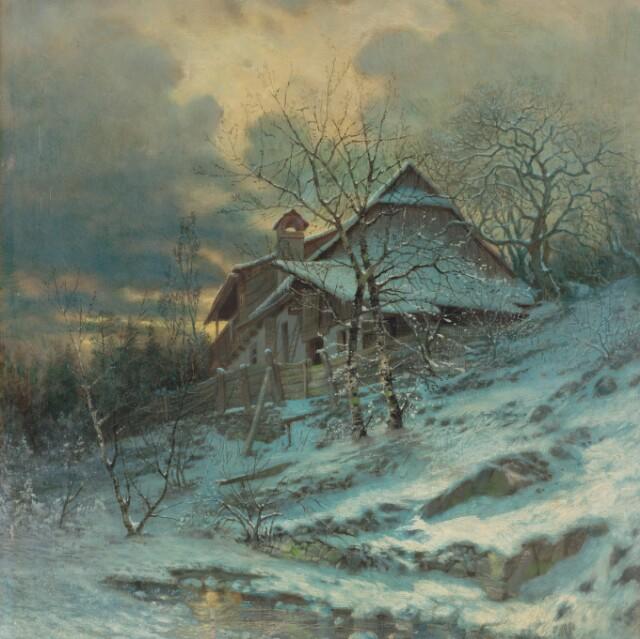 Tradičné ľudové zvyky v zimnom období - Jana Jakušová