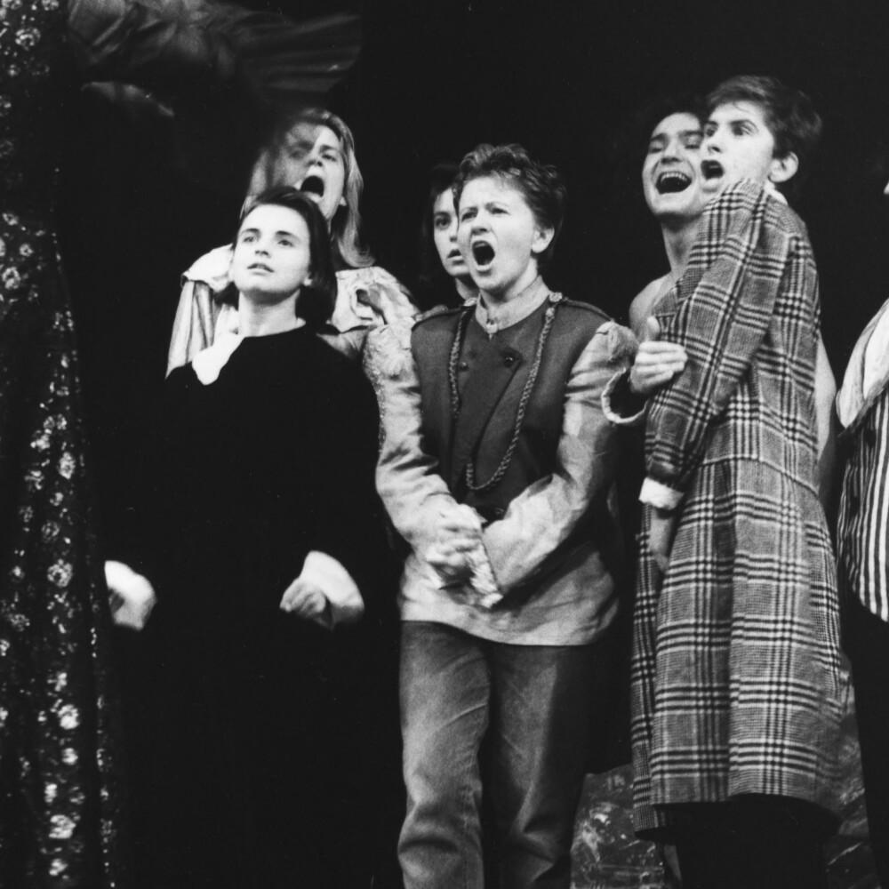 Scénická žatva 1991