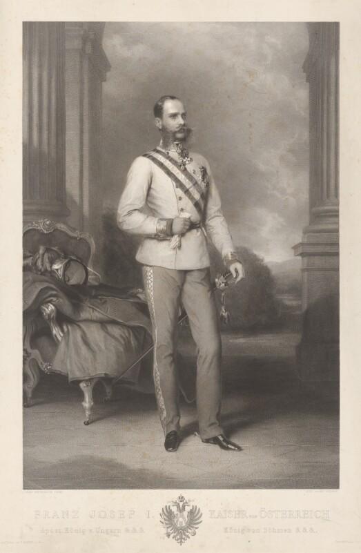 Rakúsky cisár František Jozef I.